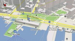 google-maps-5-3d android